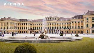 Inside Schloss Schönbrunn - VIENNA/NOW Sights