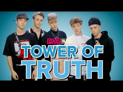 'Why Don't We' vs The Tower Of Truth   PopBuzz Meets