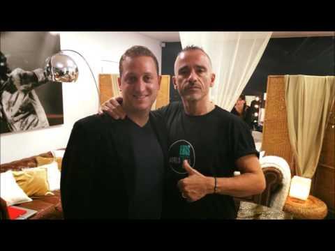 Interview Radio Hitalia (Vincent Arena) - Concert d'Eros Ramazzotti à Bruxelles