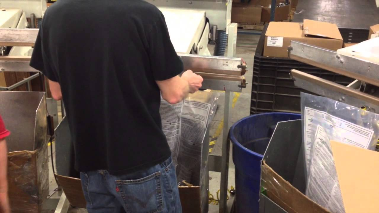 PAC PI Impulse Sealer - Packaging Auto Parts