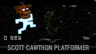 0 New | Scott Cawthon Platformer? - (There Is No Pause Button)