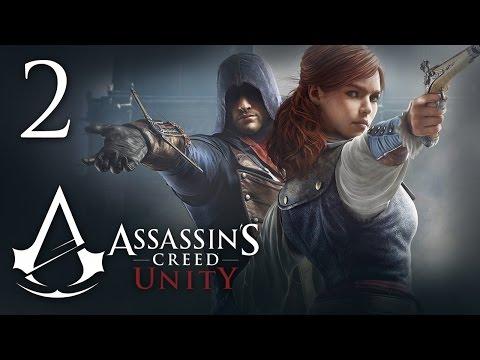 Assassins Creed Unity Прохождение на русском - ТЕСТИМ КООПЕРАТИВ - Часть 5
