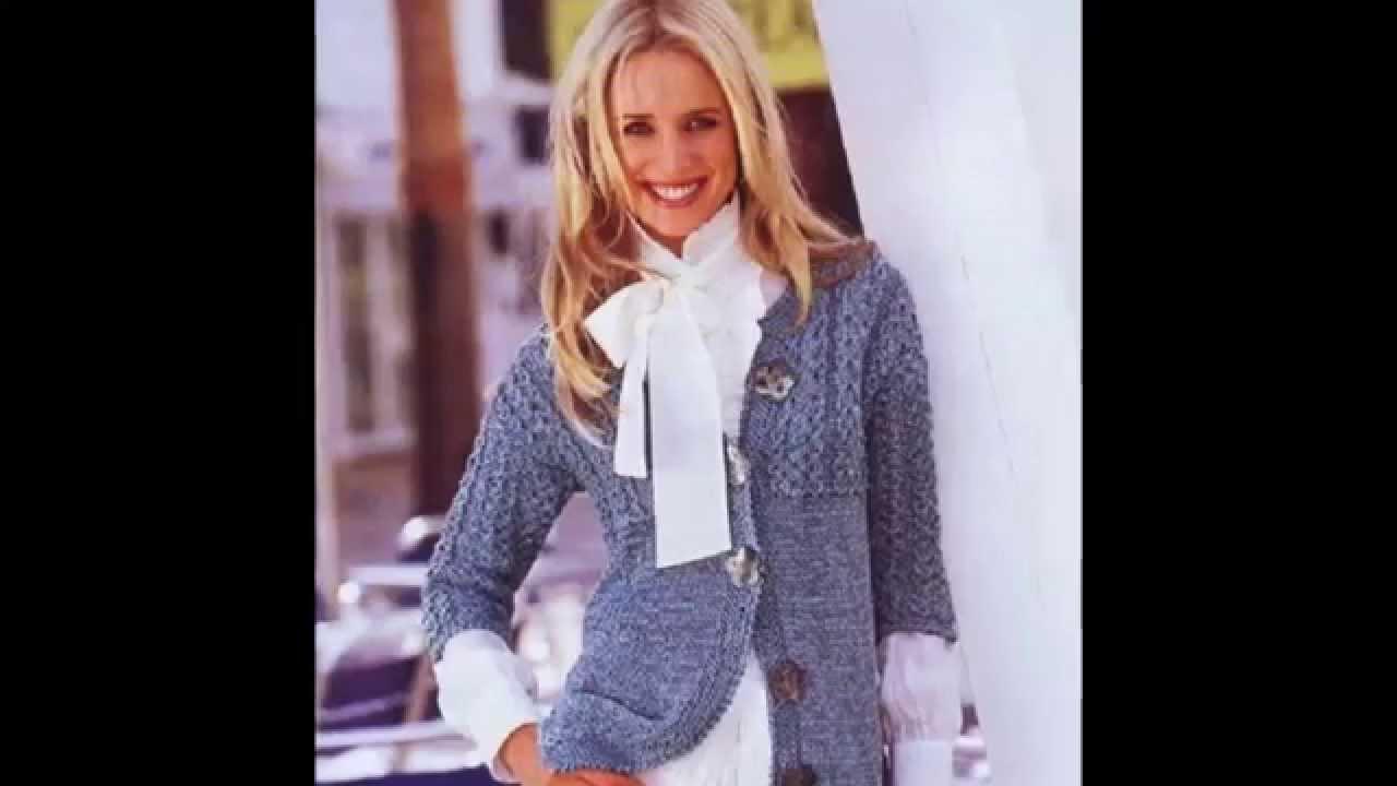 Вязание Крючком - Летние Кофты - модели 2018 / Knit Hooked Summer .