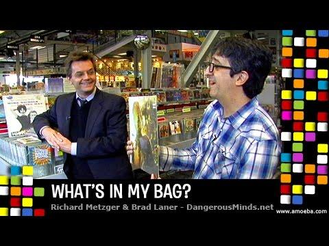 Download Richard Metzger and Brad Laner - What's In My Bag?