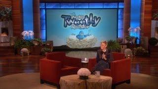 Repeat youtube video Ellen's Got the Funniest Tweets!