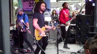 Gang Of Youths 34 The Deepest Sighs The Frankest Shadows 34 A Lucille 39 S Aussie Bbq Sxsw 2018