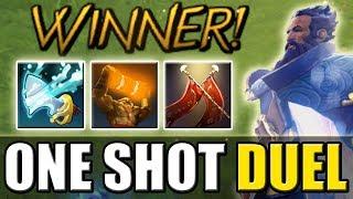 Dream Build - One Shot Duel [Tidebringer + Enchant Totem + Duel] Dota 2 Ability Draft