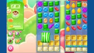 Candy Crush Jelly Saga - Level 278 - no boosters