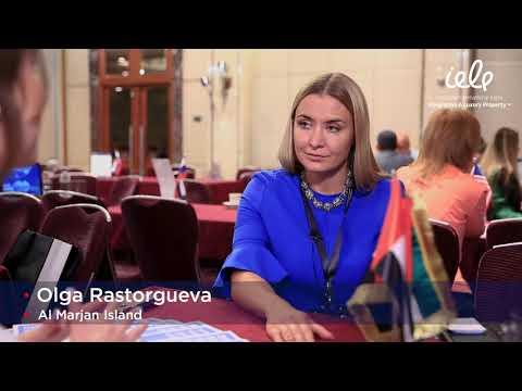 Olga Rastorgueva (Al Marjan Island ) — Moscow IELP Expo 2018