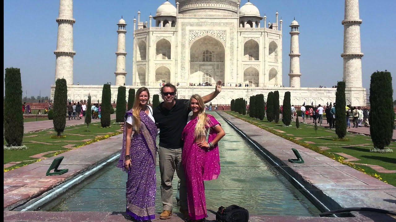 Viaje a la India: Taj Mahal   Visita guiada Paco Nadal