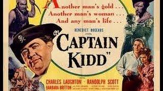 Watch Movies Free : Captain Kidd (1945) Charles Laughton, Randolph Scott, Barbara Britton