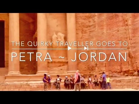 Quirky Travel Guide: unmissable Petra in Jordan
