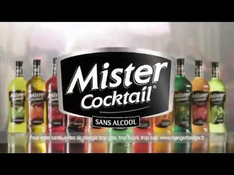 Vidéo Mister Cocktail - Sortez des clichés - 2014