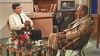 EXCLUSIVE: Prof. Abdus Salam Interviewed on PTV in 1989 (Unedited Rare Clip)
