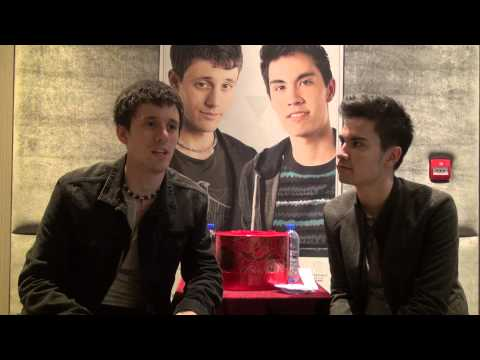 (Full Version) Sam Tsui and Kurt Hugo Schneider answer our readers' questions