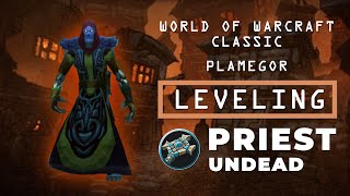 После 🔴 40 🔴Жизнь только начинается 💪 World Of Warcraft 💪 Classic 💪 Shadow Priest 💪 Прокачка