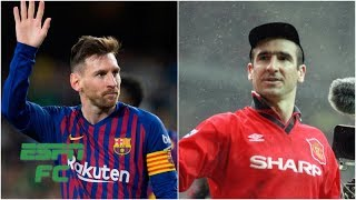Whose chip was better: Messi or Cantona? 2nd and CL semis enough for Liverpool? | Extra Time
