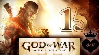#15 God of War 4 ascension прохождение / letsplay FullHD