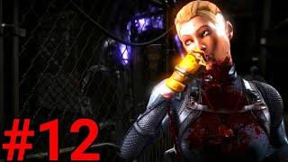 Mortal Kombat X | Modo Historia - Capitulo 12 (Cassie Cage)