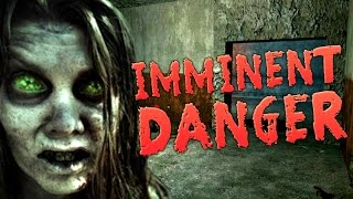 IMMINENT DANGER ★ Call of Duty Zombies Mod (Zombie Games)