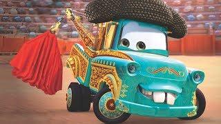 Cars Toons - Despacito (Music Video)