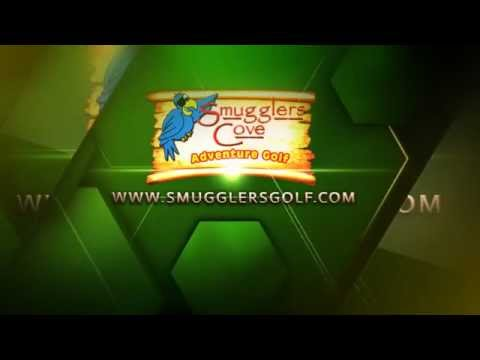 Smugglers Cove Adventure Golf Miniature Golf with the Alligators! http://www.SmugglersGolf.com