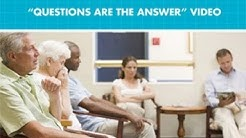 Waiting Room Video: Questions Are the Answer