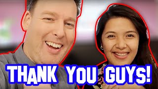Vlog 28: Thank you, 500 Subscribers!  Dinner at Samgyupsal House Batangas  Dutch &amp Filipina Couple