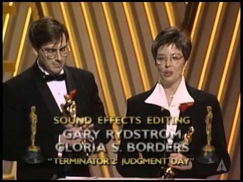 Terminator 2: Judgment Day Wins Sound Effects Editing: 1992 Oscars