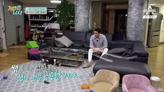 [개밥남 예고] 질투 폭발 비글 남매 분리 작전! (feat. 강남 수난기) / 채널A 개밥주는남자 시즌 2 43회