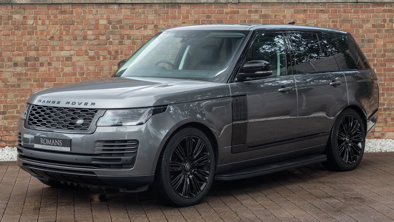 2018 Range Rover 3.0 TDV6 Vogue - Corris Grey - Walkaround & Interior [4K]