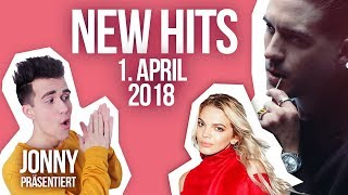 NEW HITS – 1. April 2018 | Filtr Finest