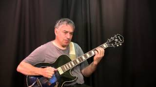 Back on the Chain Gang, The Pretenders, fingerstyle guitar, Jake Reichbart