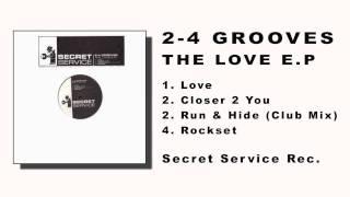 2-4 Grooves - Rockset (The Love e.p.)