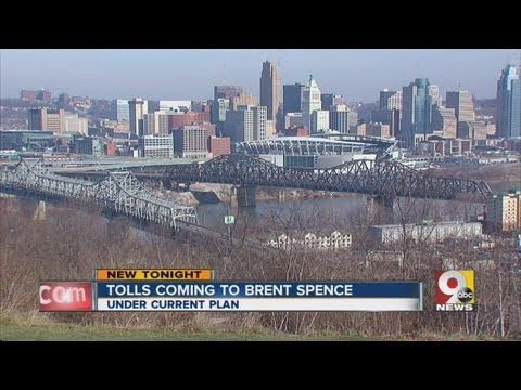 Tolls coming to new Brent Spence Bridge