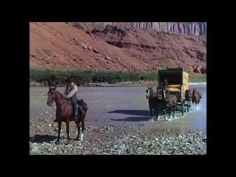 Ver Asedio en Río Rojo 1954 Western Español Completo   YouTube en Español