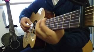 山崎まさよしさんのセロリをアレンジしました tuning:standard capo2 ギター:Cordoba GK Studio Negra 録音:TASCAM DR-40.