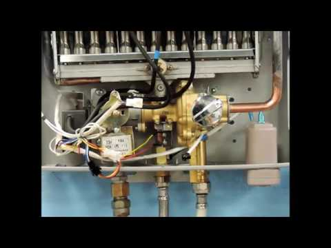 Marey Power Gas Tankless Water Heater Troubleshooting Part