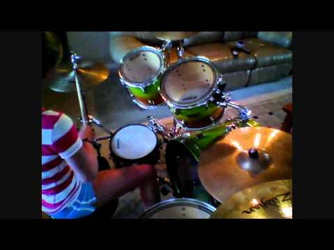 She's So Selfish By THE KNACK , Drum Cover By Jennifer
