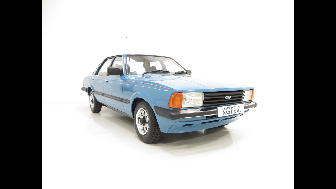 probably the best mk5 ford cortina crusader with an amazing 7,004