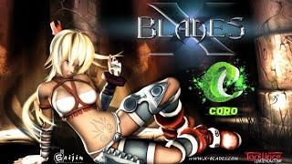 X-Blades | El templo del Sol | Gameplay Español