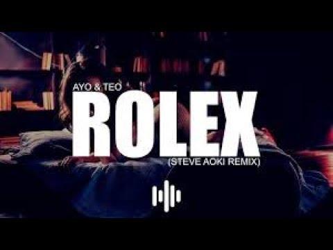 Ayo_Teo - Rolex (Steve Aoki Remix)