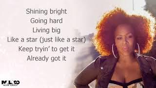 Tina Campbell - We Livin' (Lyric Video)