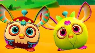 Ферби Коннект #5 фербики Макс и Катя Furby Connect World Рома Алиса Пеппа Диана и Лёва #ПУРУМЧАТА