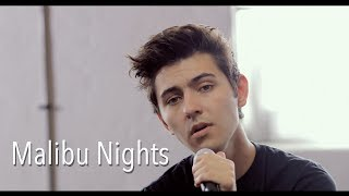 Malibu Nights by LANY | cover by Kyson Facer