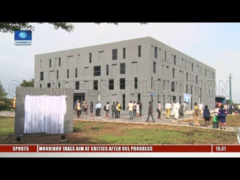 Lagos State University Gets Infrastructural Boosts |Dateline