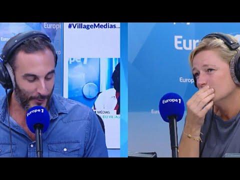 Matthieu Noël S'invite Dans Le Studio D'Europe 1 Face à Anne-Élisabeth Lemoine