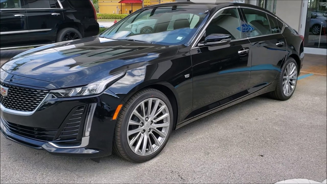 All new 2021 Cadillac CT5, better then expected! - YouTube