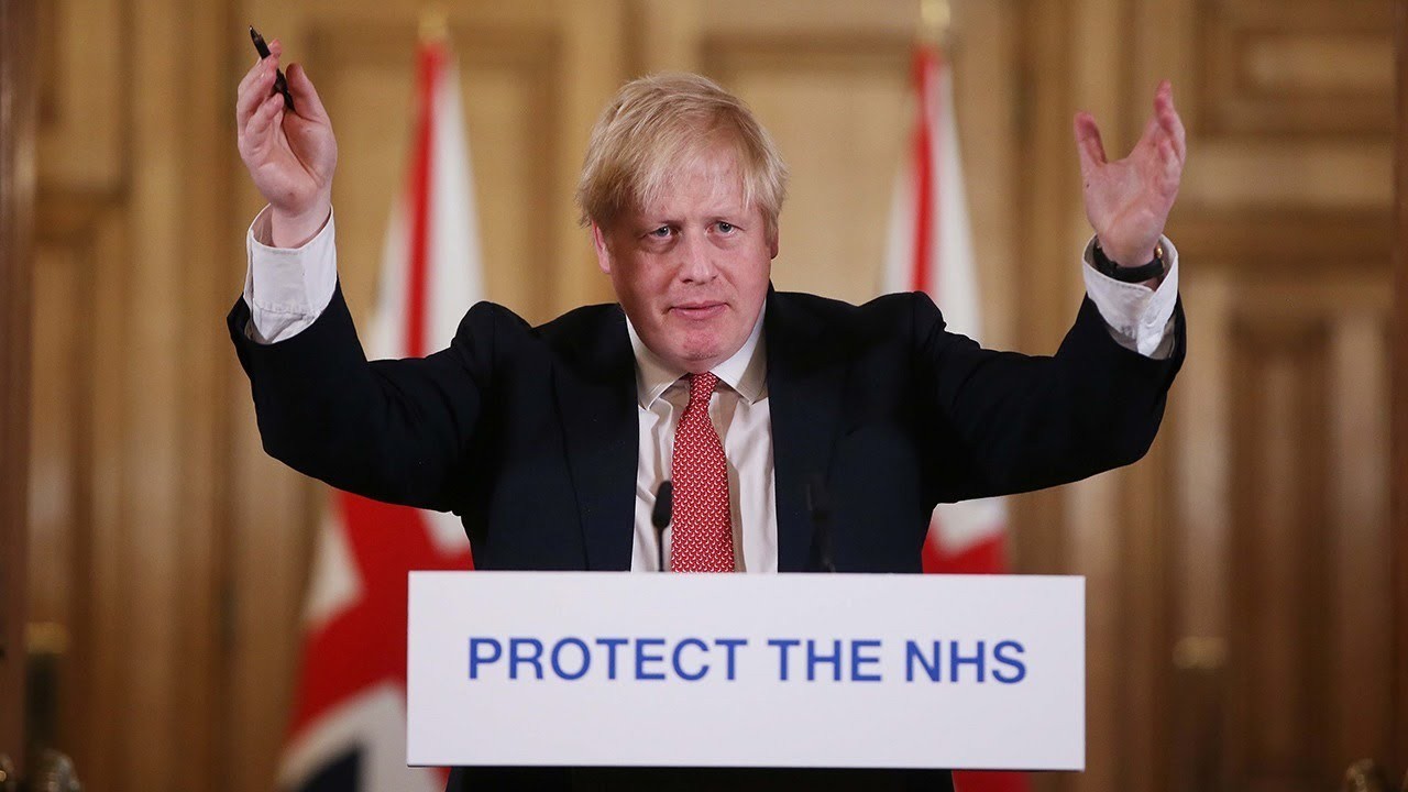 Boris Johnson's Covid-19 address is one of most-watched TV ...