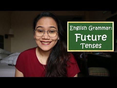 English Tenses Part 3: Future Tenses - Civil Service Review